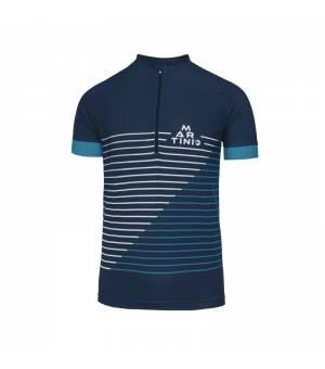 Martini Cross.Rider M True Navy/Insignia cyklistické tričko