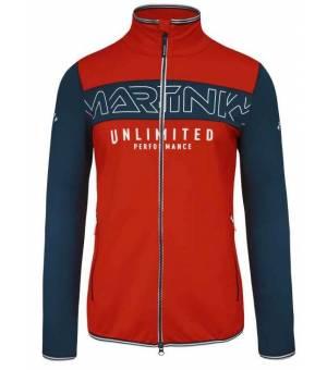Martini Motivo M Jacket Fiery / Iris mikina