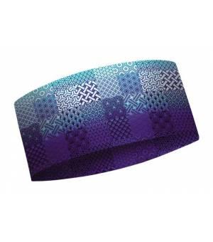 Matt Thermo Headband Geometric 1 čelenka