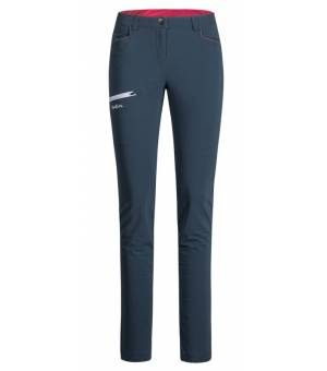 Montura Safari Pants Women Blu Cenere/Bianco nohavice