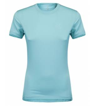 Montura Outdoor World T-shirt Women Ice Blue tričko