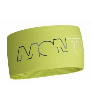 Montura Walk Band Verde Lime/Blu Cenere čelenka
