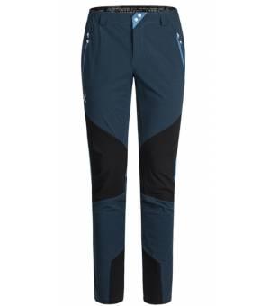 Montura Mountain Rock M Pants Blu Ottanio nohavice