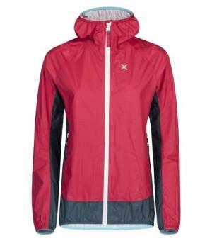 Montura Teorema W Jacket rosa sugar/blu cenere bunda
