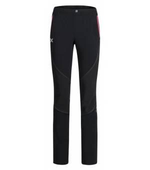 Montura Rocky W Pants nero/blue cenere nohavice