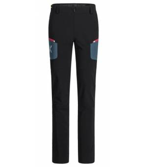 Montura Brick Pants W nero/blu cenere nohavice