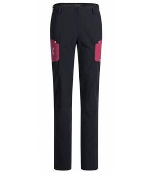 Montura Brick Pants W antracite/rosa sugar nohavice