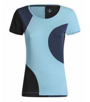 Montura Astro W T-Shirt ice blue/blu cenere tričko