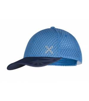 Montura Techno Cap celeste/blu notte šiltovka