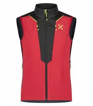 Montura Chum 2 M Vest rosso/giallo fluo vesta