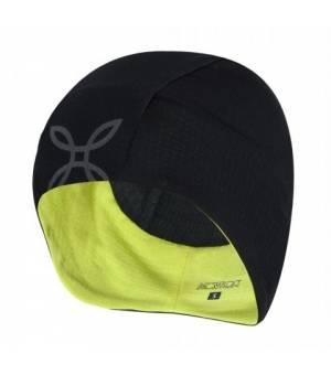 Montura Winter Cap nero/verde lime čiapka