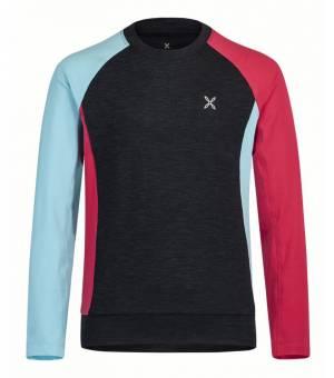 Montura Color K Maglia rosa sugar/ice blue tričko