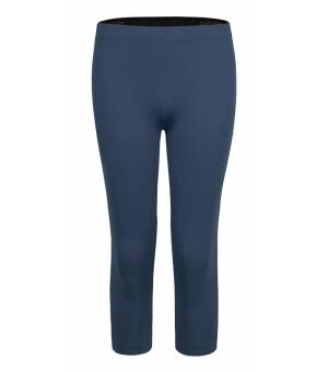 Montura Sporty 3/4 K Pants blu cenere/bianco nohavice