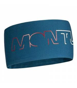 Montura Walk Band blu ottanio/rosso čelenka