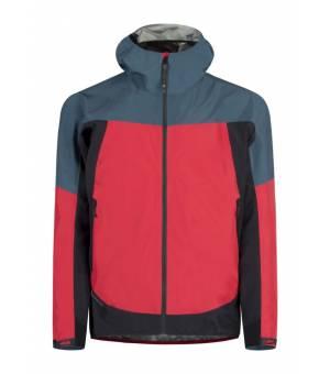 Montura Pac Mind M Jacket rosso/blu cenere bunda