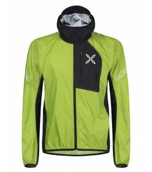 Montura Rain Safe 2.0 M Jacket verde acido bunda