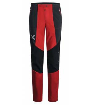 Montura Rocky M Pants rosso nohavice