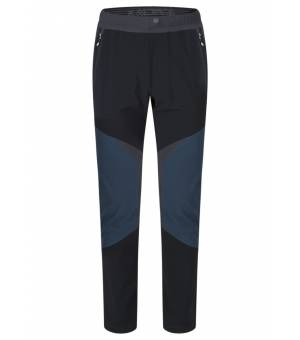 Montura Vertigo Tekno M Pants nero/blu ottanio nohavice