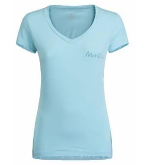 Montura Lotus W T-Shirt ice blue tričko
