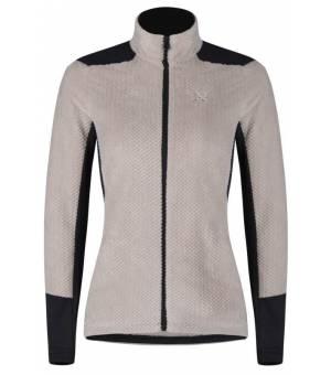Montura Soft Pile Pro Jacket W dust rose mikina