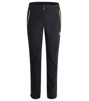 Montura Evoque 2 M Pants black/lime nohavice