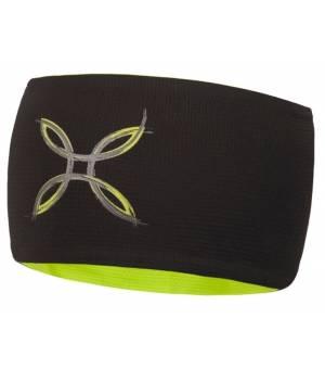 Montura Light Pro Band black/light green čelenka