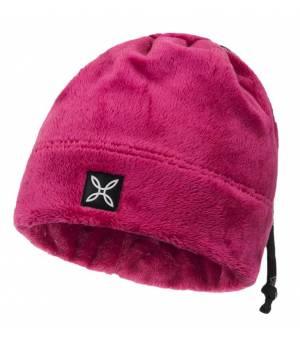 Montura Collar Polar Cap sugar pink čiapka