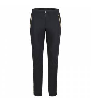 Montura Evoque 2 M Pants black/gold nohavice