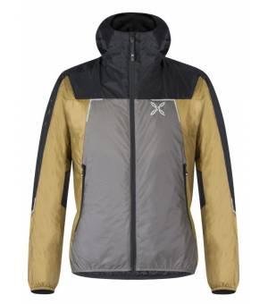 Montura Skisky 2.0 Jacket M gold/chrome gray bunda