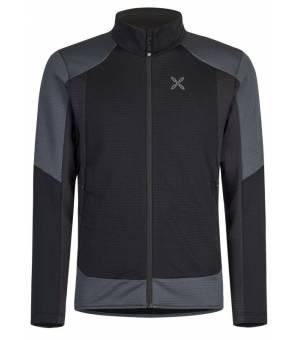 Montura Stretch Color Jacket M black/grey bunda