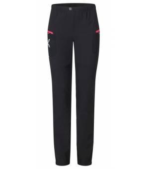 Montura Ski Style W Pants black/pink nohavice