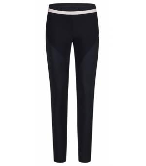 Montura Thermo Fit W Pants nero/bianco nohavice