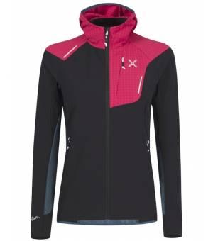 Montura Ski Style 2 W Jacket black/pink bunda