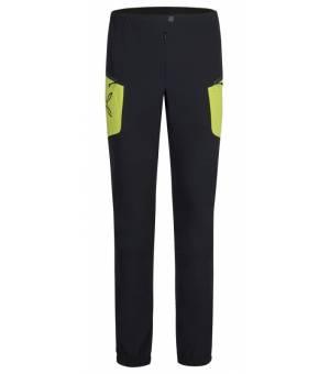 Montura Ski Style M Pants antracite/lime nohavice