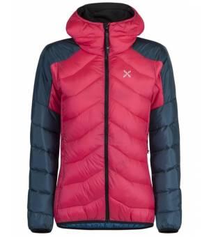 Montura Dust Duvet W Jacket pink bunda