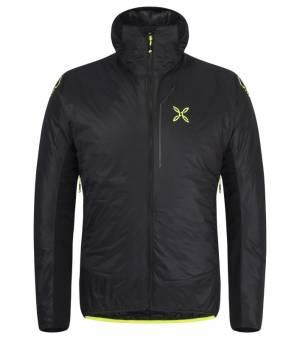 Montura Eiger M Jacket black/lime bunda