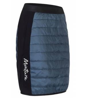 Montura Formula W Skirt Rock -5 cm ash blue sukňa