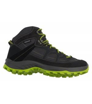 McKinley Discover Mid AQX M obuv zelená