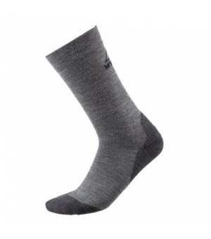 McKinley Finn Crew ux Grey turistické ponožky