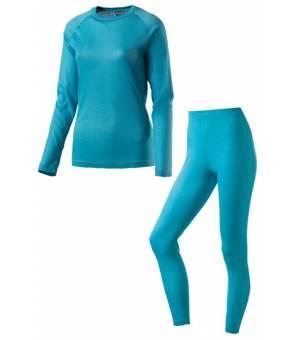 McKinley Yael W funkčná bielizeň modrá