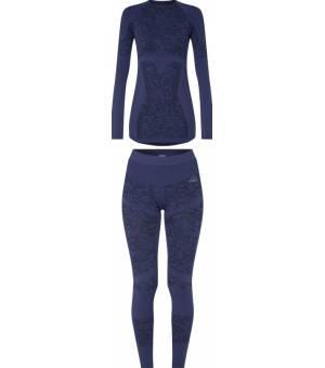 McKinley Yalata/Yadina W funkčná bielizeň modrá
