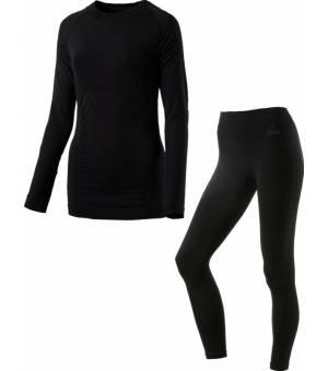 McKinley Yalata/Yadina W funkčná bielizeň čierna