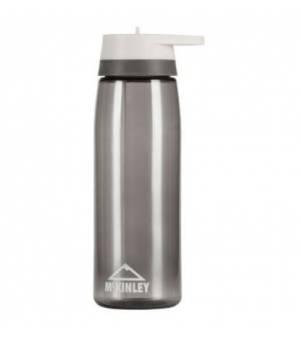 McKinley Tritan Triflip L Grey 0,75l cestovná fľaša
