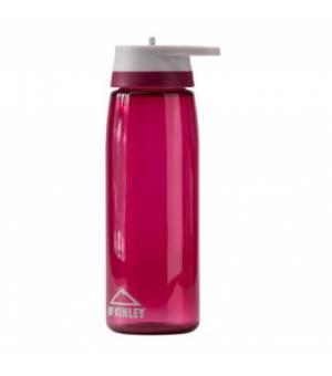 McKinley Tritan Triflip L Pink 0,75l cestovná fľaša
