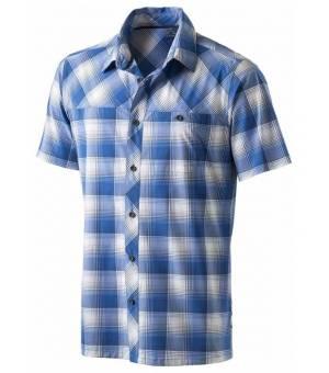 McKINLEY Active Rodd DryPlus Eco pánska košeľa modrá