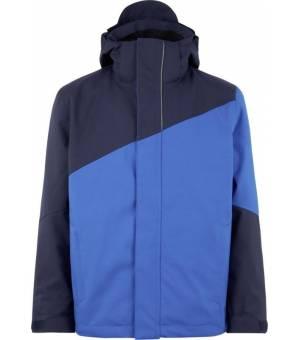 McKinley Alan 3.1 Aquamax jrs bunda modrá