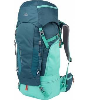 McKinley Make CT 50W + 10 Vario dámsky turistický batoh modrý