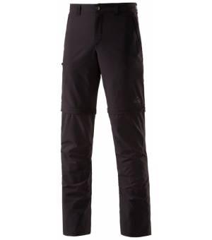 McKINLEY Malik M outdoor nohavice čierne