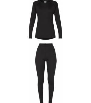 McKinley Yael/Yana W funkčná bielizeň čierna
