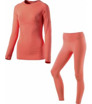 McKinley Yalata/Yadina W funkčná bielizeň oranžová